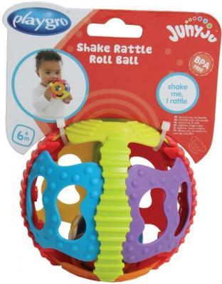 Купить Погремушка Playgro Шар 4083681, разноцветный, унисекс, Погремушки и прорезыватели