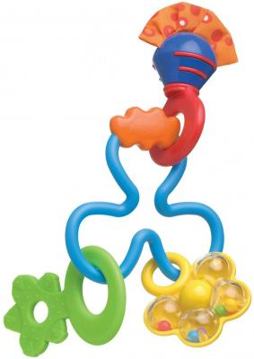 Купить Игрушка-погремушка Playgro 0181587, разноцветный, унисекс, Погремушки и прорезыватели