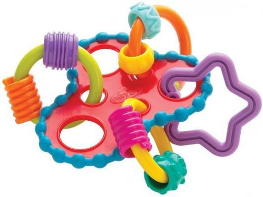 Купить Игрушка-погремушка Playgro 4083818, разноцветный, унисекс, Погремушки и прорезыватели