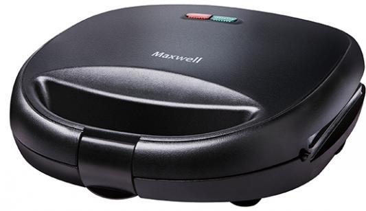 Вафельница Maxwell MW-1561 чёрный