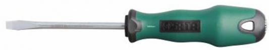 Отвертка SATA SLOTTED 63409 серия T 5х150мм 254.3/26.0мм прямой шлиц отвертка sata 09301me