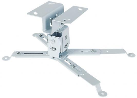 81-TRENTO white Кронштейн для проекторов VLK кронштейн для проекторов vlk trento 81 черный потолочный наклонно поворотный до 15 кг