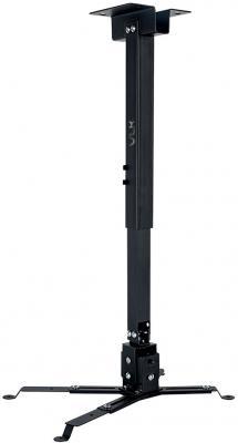 Фото - 83-TRENTO black Кронштейн для проекторов VLK почвогрунт селигер агро для клубники 5л