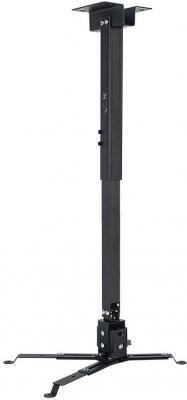 Фото - 84-TRENTO black Кронштейн для проекторов VLK кронштейн для телевизоров vlk trento 62 black