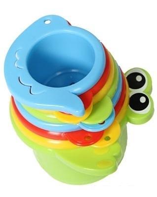 Развивающая игрушка Playgro (Плейгро) стаканчики игрушка для игр в ванной playgro плейгро книжка 0170212