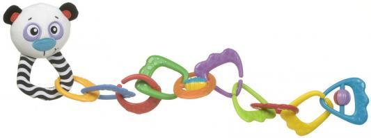 Купить Игрушка-прорезыватель Playgro (Плейгро) Панда , разноцветный, текстиль, пластик, унисекс, Прорезыватели