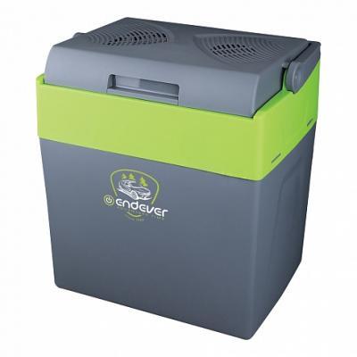 004-VOYAGE Термоконтейнер с функцией охлаждения и нагрева Endever.мощность до 68 Вт, объем 30 л,сер термоконтейнер арктика 2000 30 л зеленый