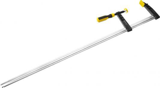 Струбцина STAYER 3210-120-1000 MASTER тип F закаленная рейка, деревянная ручка, 120х1000мм