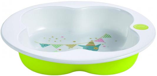 Тарелка Bebe Confort клевер 1 шт зеленый от 1 года 31000303 bebe confort автокресло creatis fix devin denim