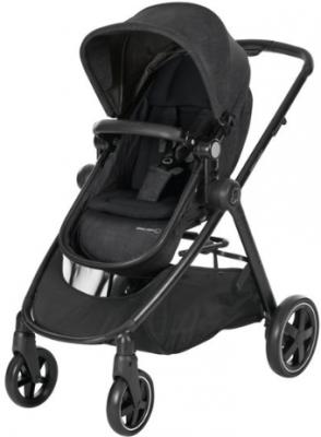 Прогулочная коляска Bebe Confort Zelia Nomad Black bebe confort автокресло creatis fix devin denim