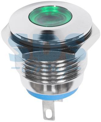 Индикатор REXANT 36-4813 16 мм зеленый