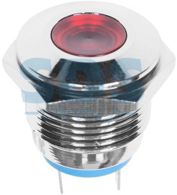 Индикатор REXANT 36-4810 16 мм красный