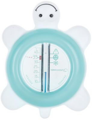 """Термометр для ванны Bebe Confort """",Черепашка"""", цвет голубой"""