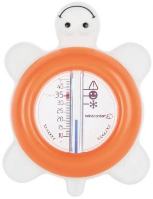 Термометр для ванны Bebe Confort Черепашка цвет коралловый bebe confort автокресло creatis fix devin denim