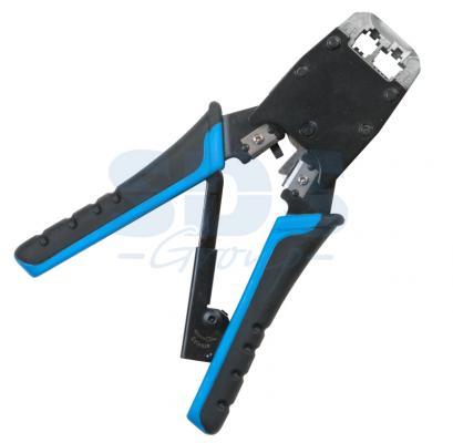 Кримпер для обжима 8P8C / 6P4C (ht-500R) ТАЙВАНЬ telecom ht 500r
