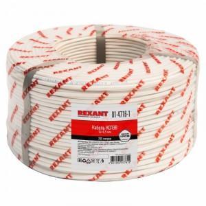 Кабель КСПЭВ 2 х 0,4 мм REXANT кабель