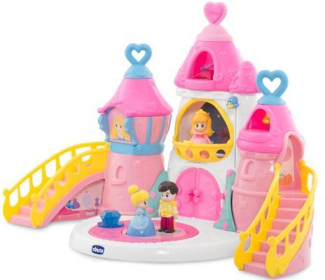 Замок для кукол Chicco Disney замок для кукол 3218041 складной