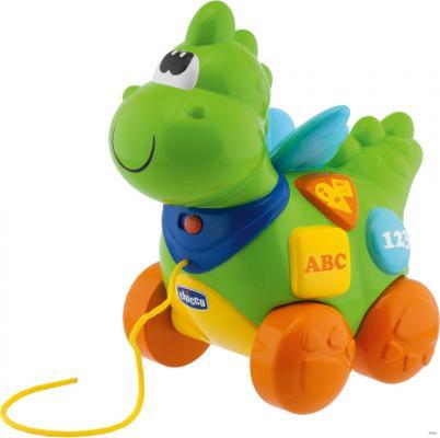 Интерактивная игрушка Chicco Говорящий дракон от 9 месяцев чикко игрушка развивающая говорящий дракон
