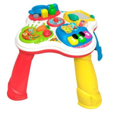 все цены на Интерактивная игрушка Chicco Говорящий столик от 12 месяцев