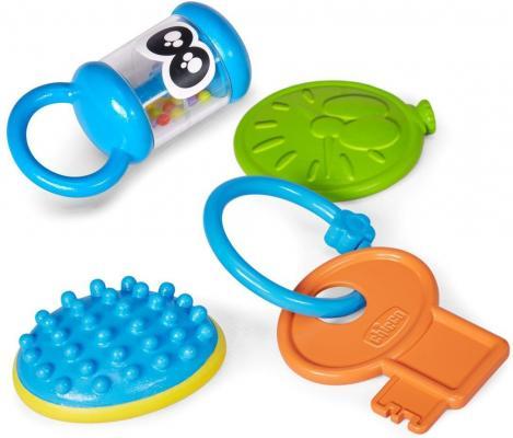 Игровой набор Chicco Baby senses 4 предмета игровой центр chicco chicco игровой столик rock band музыкальный