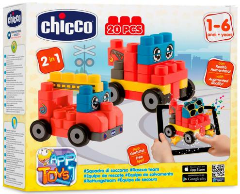 Купить Игровой набор Chicco Машина 20 предметов, для мальчика, Игровые наборы Юный мастер