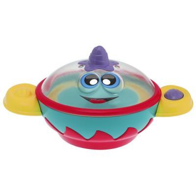 Интерактивная игрушка Chicco Кастрюлька Стэн от 6 месяцев chicco музыкальная игрушка кастрюлька