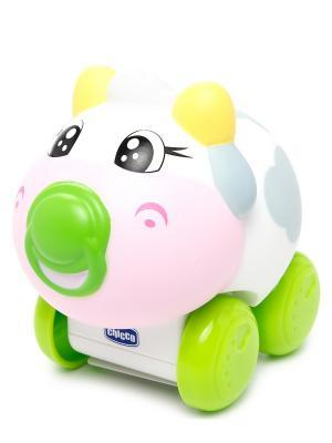 Интерактивная игрушка Chicco Коровка от 6 месяцев
