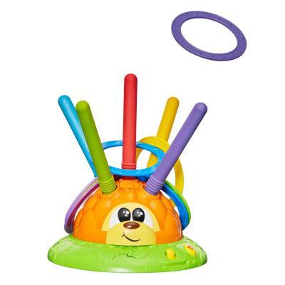 Интерактивная игрушка Chicco Mr. Ring от 2 лет chicco развивающая игрушка mr ring