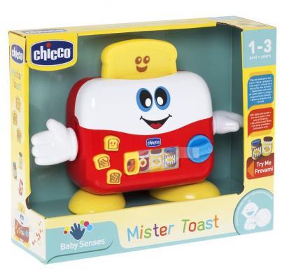 Интерактивная игрушка Chicco Mr Toast от 1 года chicco развивающая игрушка mr ring