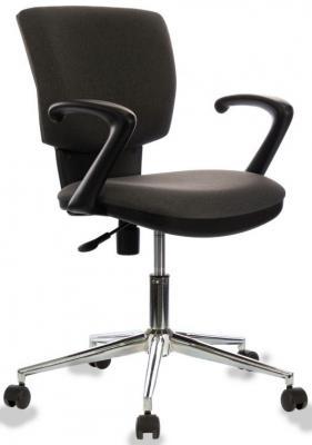 Кресло Бюрократ CH-636AXSL/GRAFIT темно-серый Bahama крестовина хром кресло бюрократ ch 687axsn темно серый