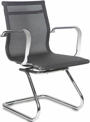 Кресло Бюрократ CH-993-LOW-V/M01 низкая спинка черный M01 сетка кресло бюрократ ch 993 low v оранжевый