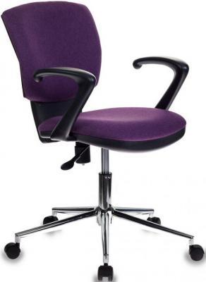 Кресло оператора Бюрократ CH-636AXSL/VIOLET фиолетовый