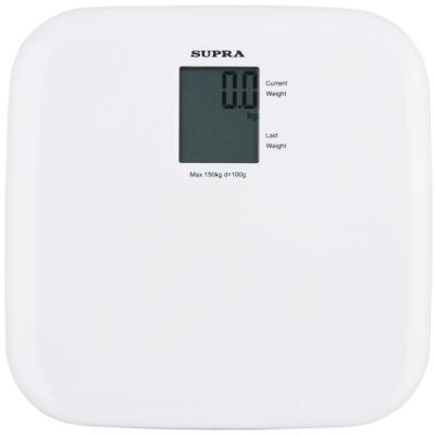 все цены на Весы напольные Supra BSS-6051 WH белый