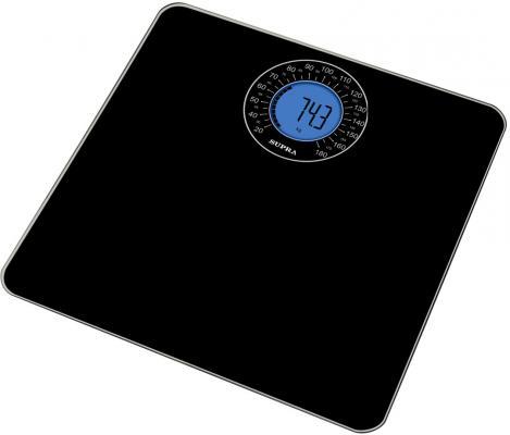 Весы напольные Supra BSS-9000 чёрный напольные весы supra bss 4060 flower
