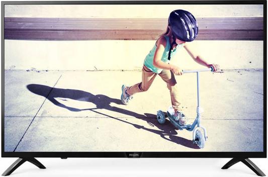 Телевизор Philips 32PHS4012/12 черный телевизор philips 48pft4100