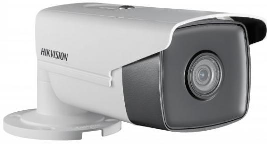 Камера IP Hikvision DS-2CD2T43G0-I5 CMOS 1/3 2.8 мм 2688 x 1520 H.264 Н.265 RJ45 10M/100M Ethernet PoE белый electrical pvc insulation adhesive tape red 1 8cm x 10m
