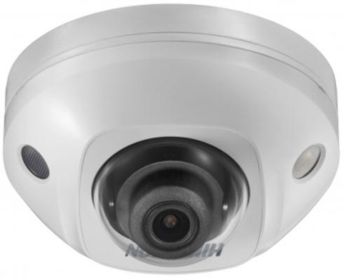 Камера IP Hikvision DS-2CD2523G0-IS CMOS 1/2.8 2.8 мм 1920 x 1080 Н.265 H.264 RJ45 10M/100M Ethernet PoE белый lomond lomond 0102022