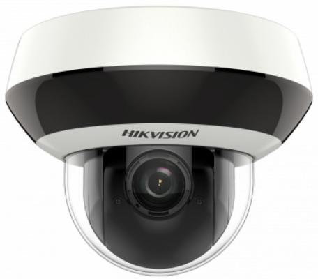 Камера IP Hikvision DS-2DE2A404IW-DE3 CMOS 1/3 2.8 мм 2560 х 1440 Н.265 H.265+ MJPEG RJ-45 LAN PoE белый черный видеокамера ip hikvision ds 2pt3326iz de3 2 8 12 мм белый