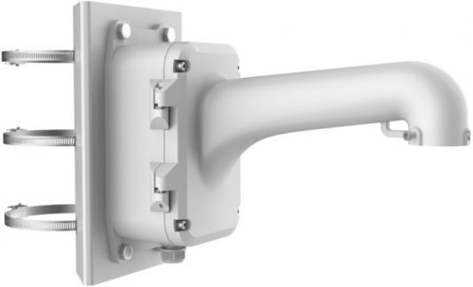 Кронштейн Hikvision DS-1604ZJ-BOX-POLE кронштейн hikvision ds 1602zj box pole