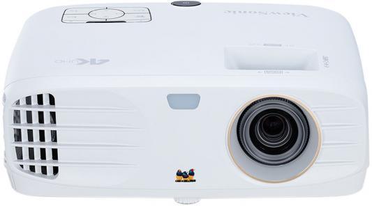 Проектор ViewSonic PX727-4K DLP 2200Lm (3840x2160) 12000:1 ресурс лампы:4000часов 1xUSB typeA 2xHDMI 4.2кг