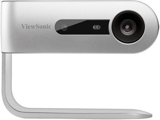 Фото - Проектор ViewSonic M1 854х480 250 люмен 120000:1 серебристый черный (VS17337) агейчик н математика 1 класс тетрадь самоконтроля