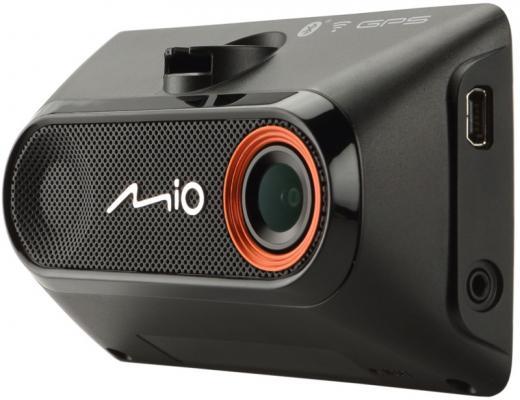 Видеорегистратор Mio MiVue 788 черный 2Mpix 1080x1920 1080p 130гр. GPS AIT8328