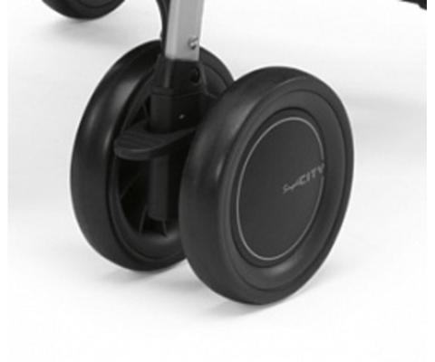 Колесо переднее сдвоенное для коляски Chicco SimpliCity New