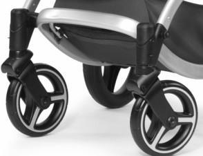 Комплект малых передних колёс к коляске Chicco Artic (2 шт.) комплект chicco chicco ch001cgcruf2