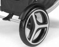 Купить Колесо большое к коляске Chicco Artic (1 шт.), Запасные колеса