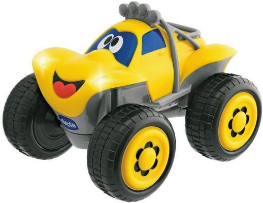 Джип Chicco Билли - большие колеса желтый 00061759000000 chicco машинка билли большие колеса желтая chicco