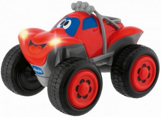 Автомобиль Chicco Билли - большие колеса красный 00061759200000 машинка chicco билли большие колеса желтая