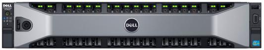 Сервер Dell PowerEdge R730xd 1xE5-2650v4 1x16Gb x14 1x1.2Tb 10K 2.5in3.5 SAS H730p iD8En 10G 2P+1G 2P 2x1100W 3Y PNBD QLogic 57800 DC (210-ADBC-278)