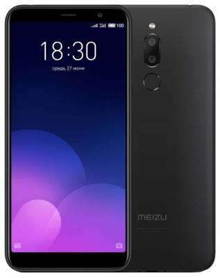 Смартфон Meizu M6T 32 Гб черный смартфон cat s60 32 гб черный