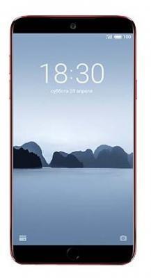 Смартфон Meizu 15 lite 32 Гб красный